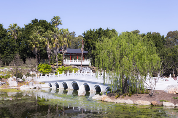 Chang Lai Yuan Chinese Gardens, Western Sydney Parklands